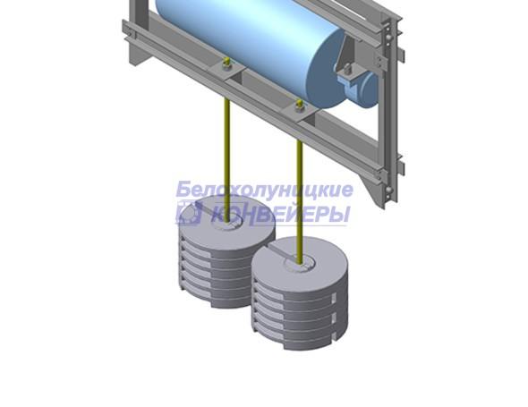 Натяжные устройства конвейеров бу фольксваген транспортер полный привод